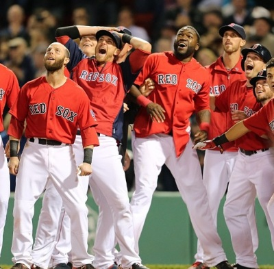 Red Sox watch Gomes' winning homer