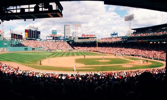 Spent a lot of beautiful days at Fenway Park.  Win or lose, its the best way to spend a summer afternoon in Boston.