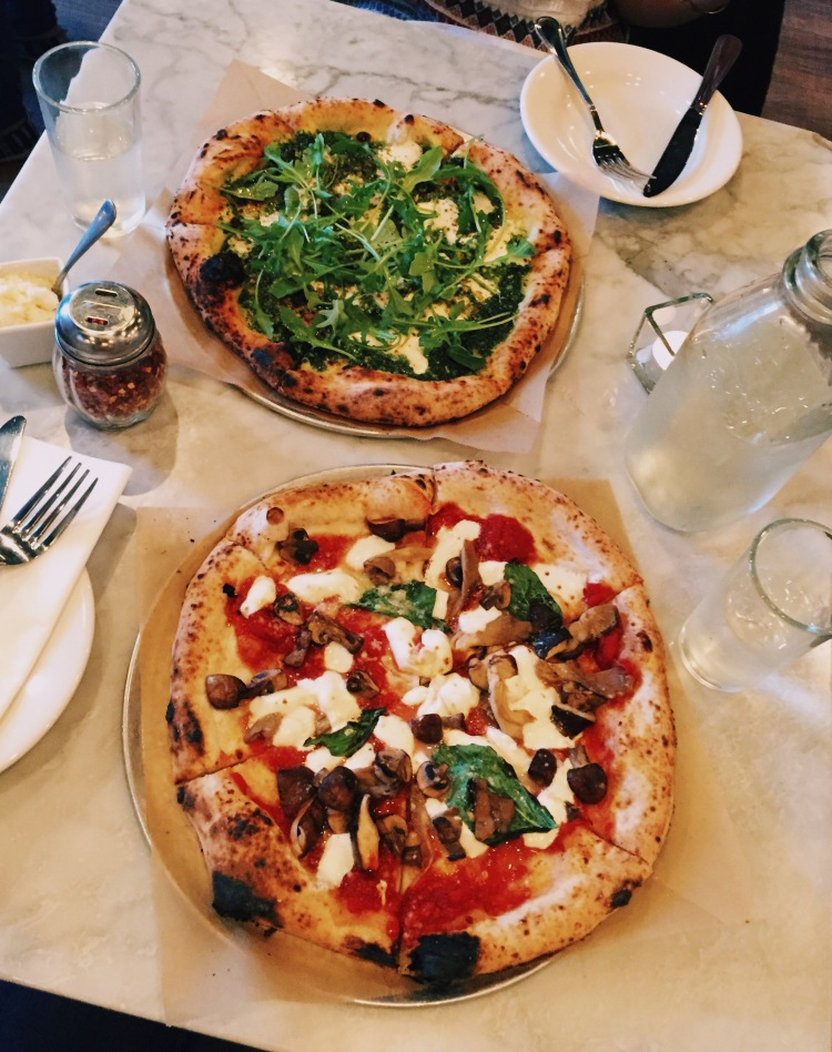 Pizza = life.  Especially these pizzas.