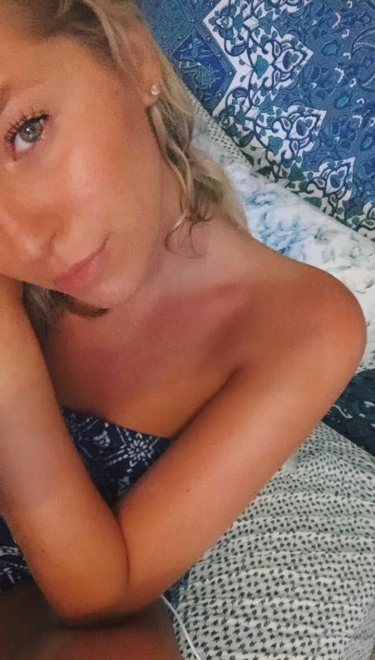 Post-sun selfie