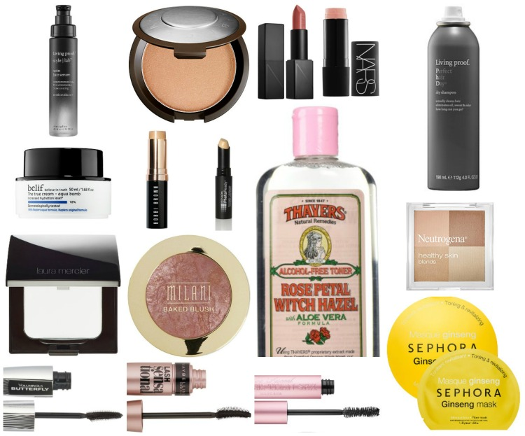 CFWM beauty essentials