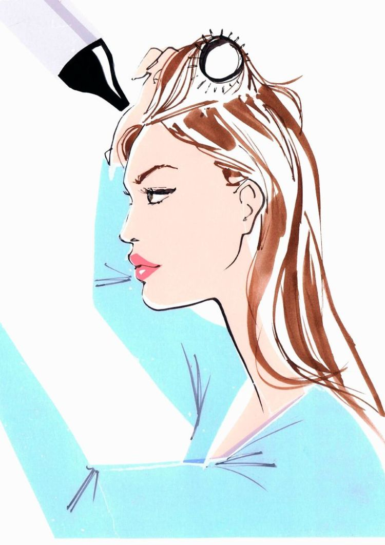 gallery-1441990744-blow-drying-hair-illustration