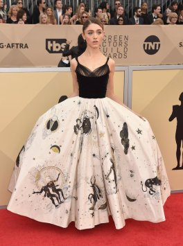 natalia-dyer-dior-dress-sag-awards-2018